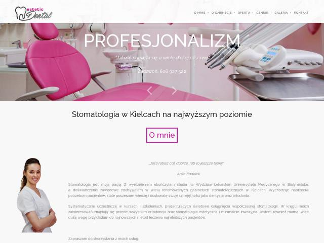 Dentysta Kielce - Estetic Dental